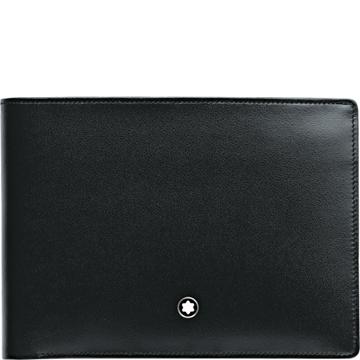 Εικόνα της 06179 Montblanc Meisterstuck leather wallet