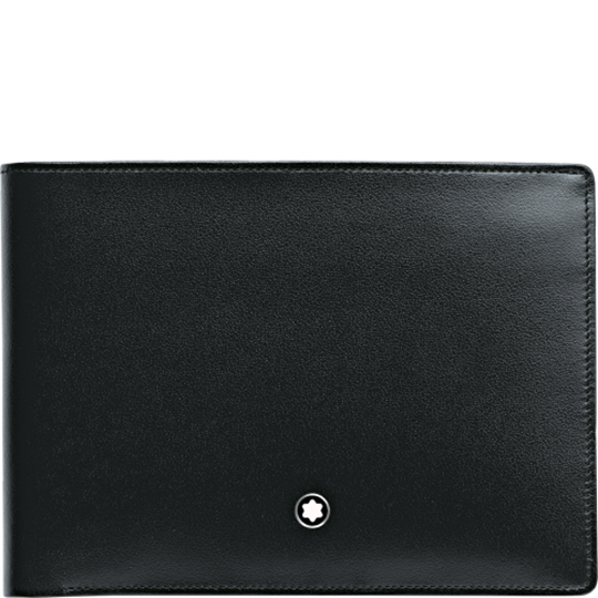Εικόνα της 06179 Montblanc Meisterstuck leather wallet