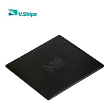 Εικόνα της VS01 Σουβέρ τετράγωνο δερμάτινο