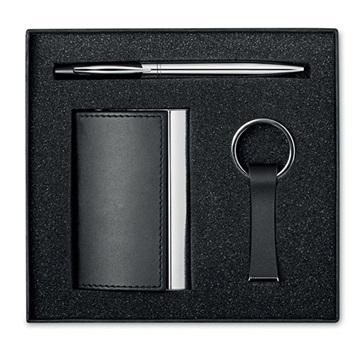 Εικόνα της Mid Ocean Brands MO8406-03 KADEAU Business Gift Set