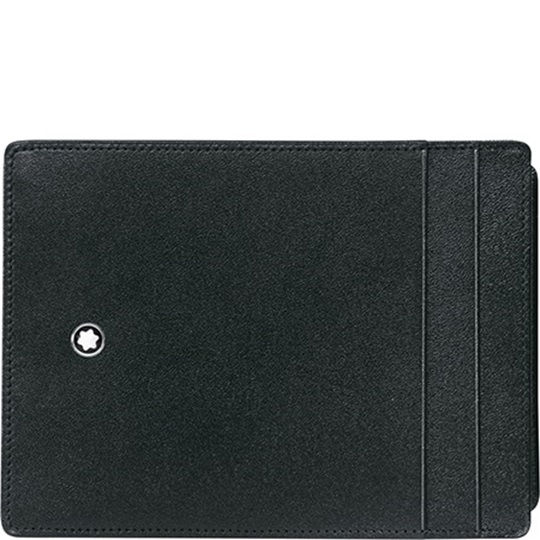 Εικόνα της 02665 Montblanc Meisterstuck pocket 4 cc with ID Card Holder