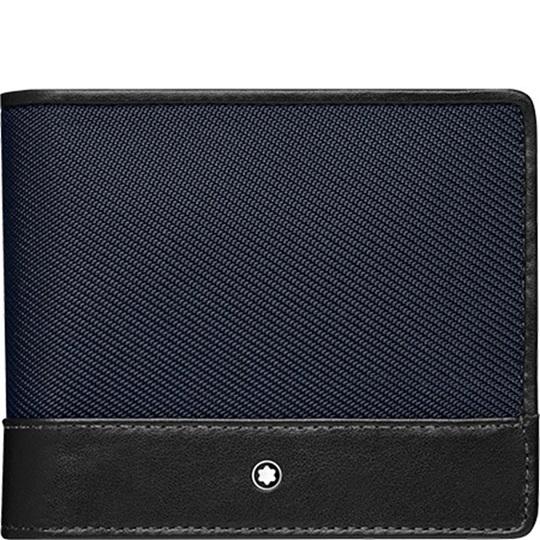 Εικόνα της 116835 Montblanc Nightflight leather wallet