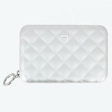 Εικόνα της Ogon Designs Quilted Zipper Smart Wallet (Έξυπνο Πορτοφόλι Καπιτονέ)