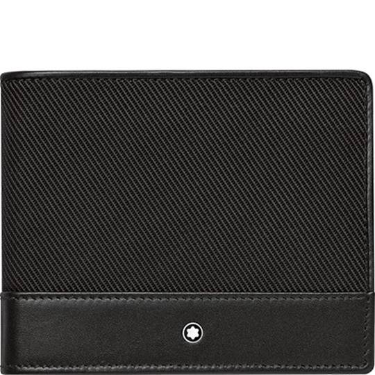 Εικόνα της 113149 Montblanc Nightflight leather wallet
