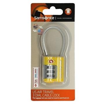 Εικόνα της Samsonite 61597/1439 Air Travel 3 TSA Lock