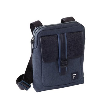 Εικόνα της Nava CB013B Courier Business τσαντάκι ipad mini (crossover bag) μπλέ
