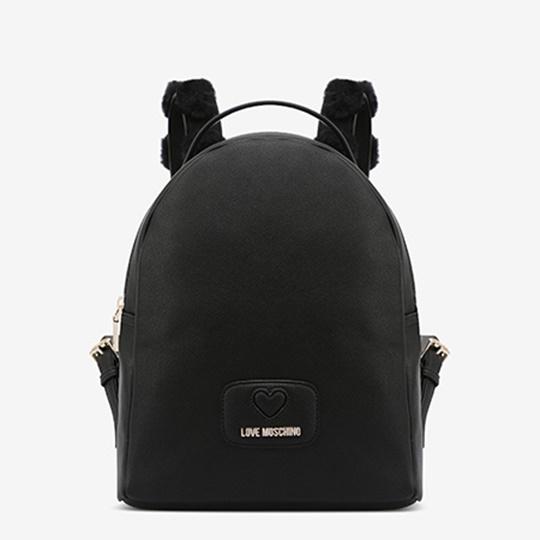 Εικόνα της Love Moschino 4287PP06KL0000 Σακίδιο πλάτης (Backpack) Μαύρο