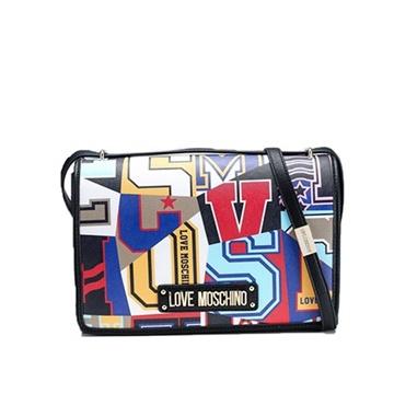 Εικόνα της Love Moschino 4049PP17LE100A Τσάντα Ώμου Multi