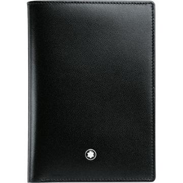 Εικόνα της 11987 Montblanc Meisterstuck leather wallet 4cc