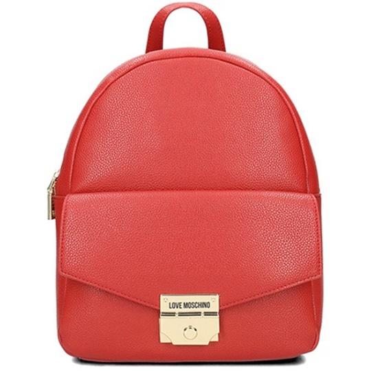 Εικόνα της Love Moschino 4120PP17LP0500 Σακίδιο πλάτης (Backpack) Κόκκινο