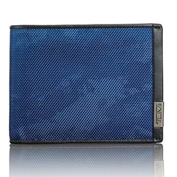 Εικόνα της Tumi 0119237NVR Alpha Δερμάτινο Πορτοφόλι Μπλε