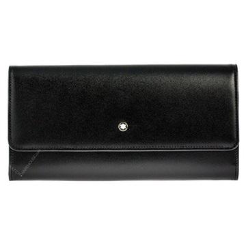 Εικόνα της 114530 Montblanc Meisterstuck woman leather wallet 10cc