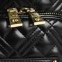 Εικόνα της Love Moschino 4009PP1ALA0000 Καπιτονέ σακίδιο πλάτης (Backpack) Μαύρο