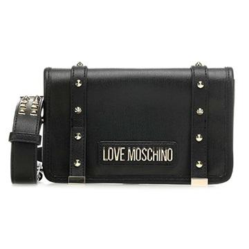 Εικόνα της Love Moschino 4080PP1ALL100A Τσάντα Ώμου Μαύρη