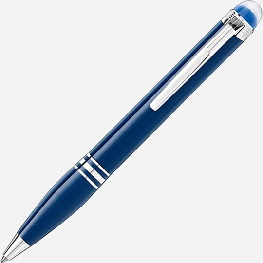 Εικόνα της 125292 Montblanc StarWalker Blue Planet Precious Resin Ballpoint Pen