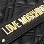 Εικόνα της Love Moschino JC4002PP1CLA0000 Καπιτονέ Τσαντάκι Ώμου (Quilted Crossbody Bag) Μαύρο