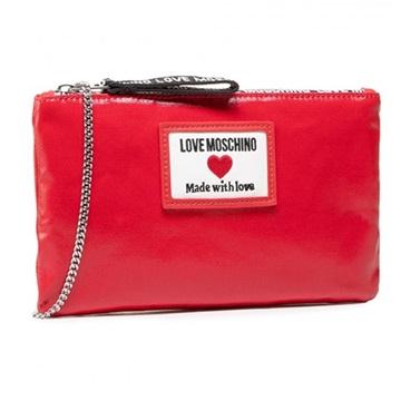 Εικόνα της Love Moschino JC4037PP1CLC150A Τσάντα Χειρός Κόκκινη