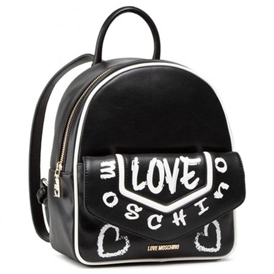 Εικόνα της Love Moschino JC4222PP0CKC100A Σακίδιο πλάτης (Backpack) Μαύρο